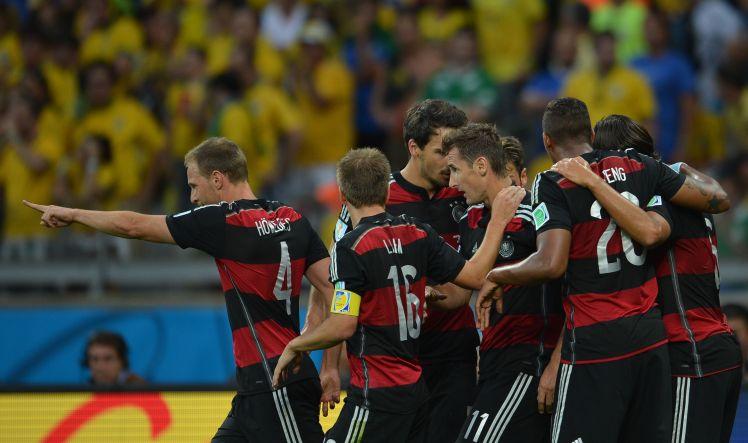 世足盃 德國隊