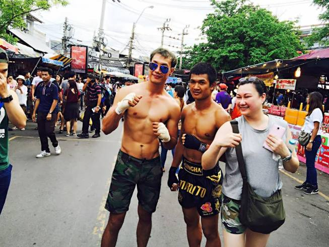 曼谷旅行4